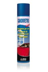 Очиститель стекол (аэрозоль) Candivetro Atas (400 мл.)